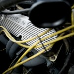 Engine of Jensen Interceptor